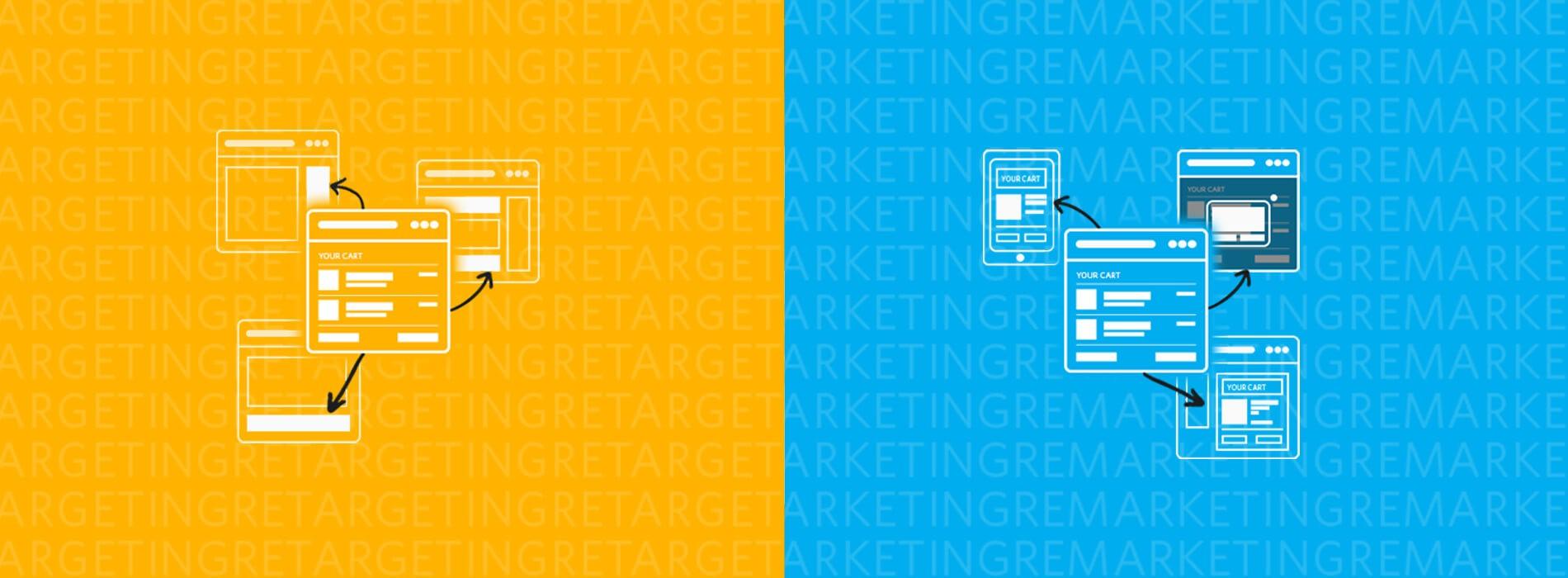 Você sabe a diferença entre remarketing e retargeting? Conheça o que essas duas técnicas têm de distintas e saiba como elas podem ajudar na sua empresa.